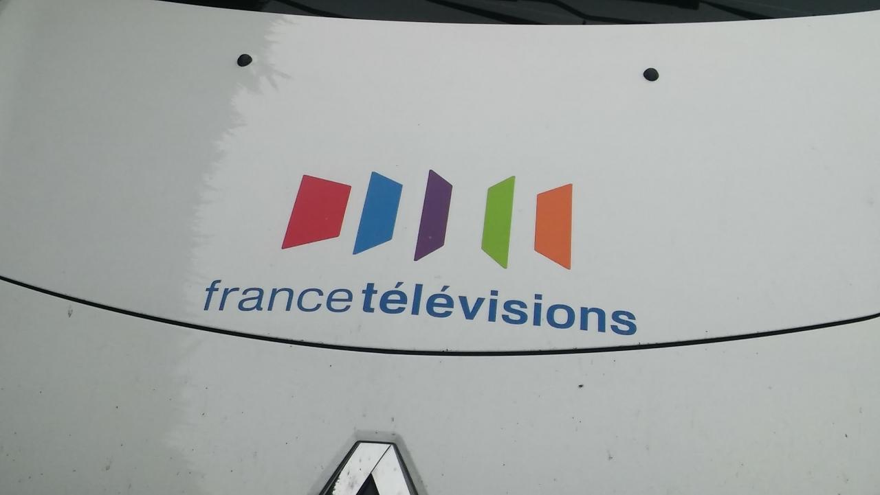 véhicule france télévision