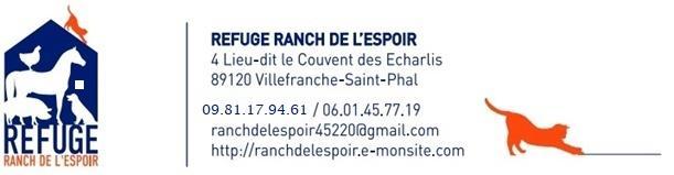 REFUGE  RANCH DE L'ESPOIR
